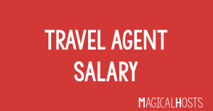 travel agent salary